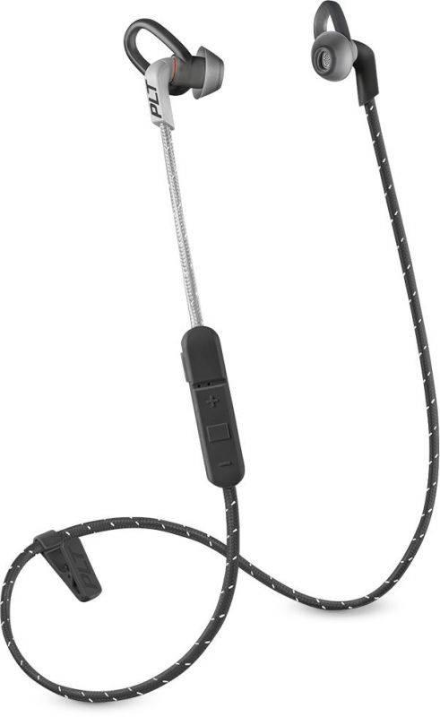 Гарнитура Plantronics BackBeat Fit 305 черный/серый - фото 1