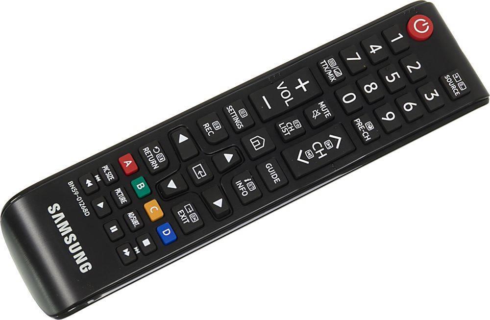 """Телевизор LED 40"""" Samsung UE40MU6103UXRU черный - фото 5"""