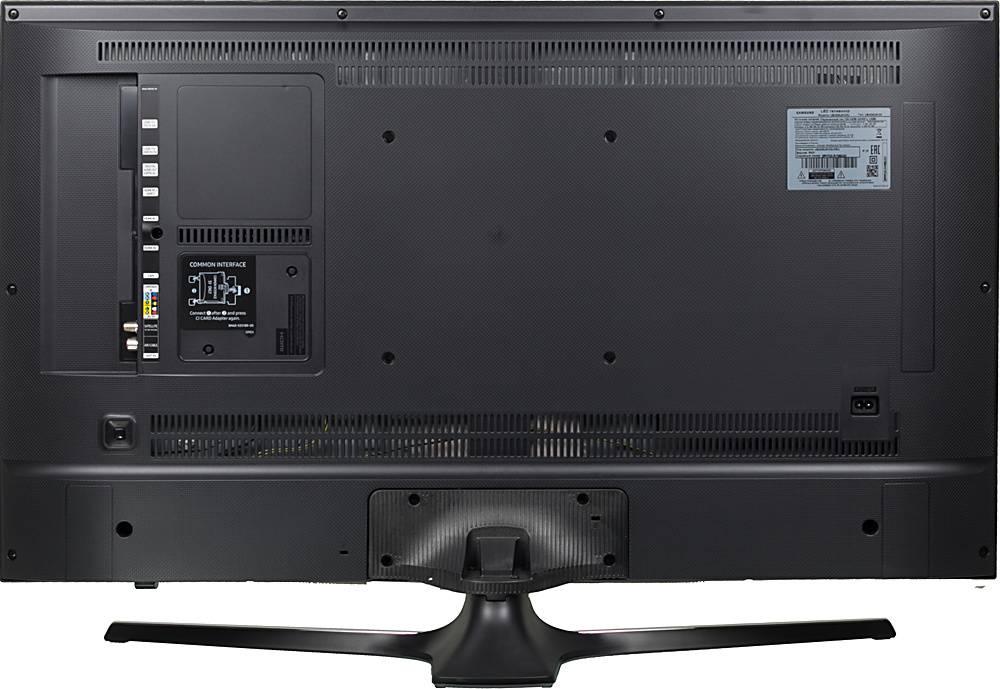"""Телевизор LED 40"""" Samsung UE40MU6103UXRU черный - фото 1"""
