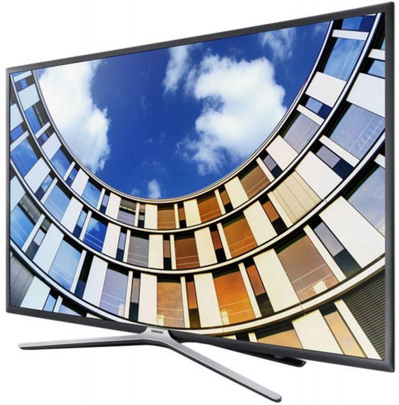 "Телевизор LED 49"" Samsung UE49M5503AUXRU титан - фото 7"