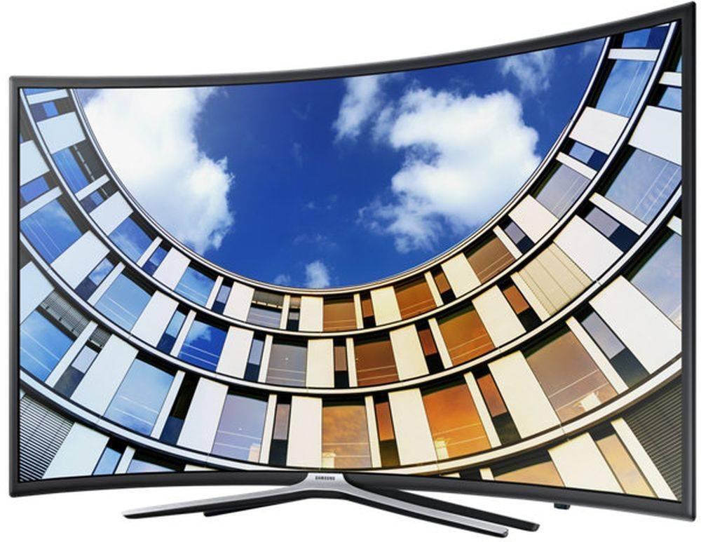 "Телевизор LED 49"" Samsung UE49M6503AUXRU титан - фото 1"
