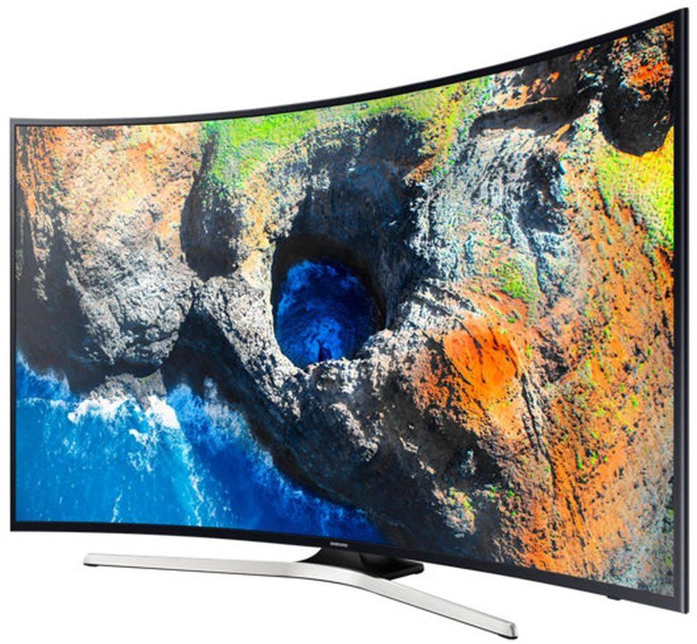 """Телевизор LED 49"""" Samsung UE49MU6303UXRU черный - фото 2"""