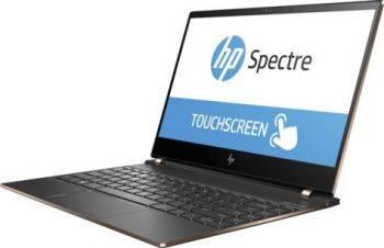 """Ультрабук 13.3"""" HP Spectre 13-af003ur темно-серый (2PQ01EA)"""