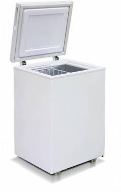 Морозильный ларь Бирюса Б-100VK белый