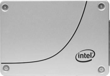 Накопитель SSD Intel DC S3520 SSDSC2BB012T701, объем накопителя 1200Gb, форм-фактор: 2.5, интерфейс: SATA III, тип NAND: MLC, скорость чтения до 450Мб/с, скорость записи до 380Мб/с
