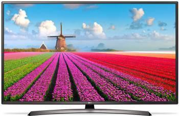Телевизор LED LG 43LJ622V коричневый, диагональ экрана 43 (109.22 см), FULL HD (1080p), частота обновления 50Hz, тюнер DVB-T2, DVB-C, DVB-S2, USB разъем, встроенный WiFi, поддержка Smart TV