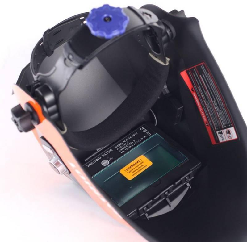 Маска сварщика Patriot 600S - фото 11