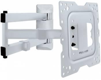 Кронштейн для телевизора Kromax DIX-18 белый (20225)