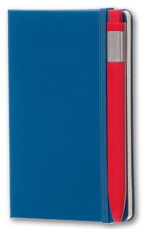 Ручка шариковая Moleskine CLASSIC CLICK красный (EW61CF910) - фото 5