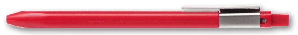 Ручка шариковая Moleskine CLASSIC CLICK красный (EW61CF910) - фото 6