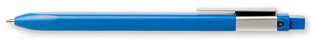 Ручка шариковая Moleskine CLASSIC CLICK темно-синий (EW51CB1110) - фото 2