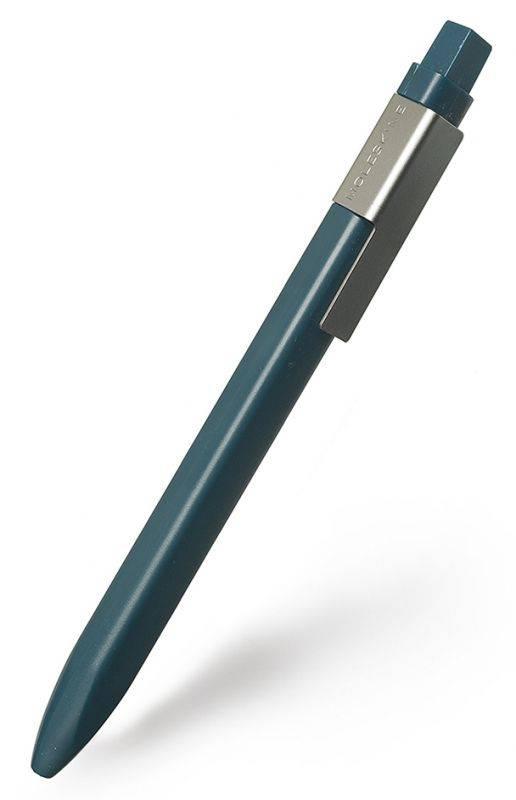 Ручка шариковая Moleskine CLASSIC CLICK темно-зеленый (EW41BK710) - фото 1