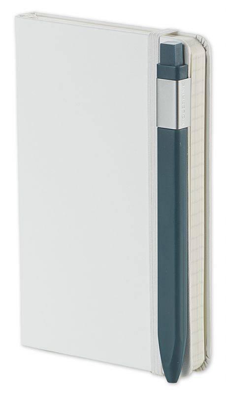 Ручка шариковая Moleskine CLASSIC CLICK темно-зеленый (EW41BK710) - фото 5