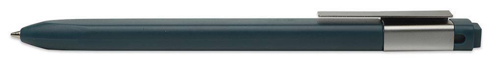 Ручка шариковая Moleskine CLASSIC CLICK темно-зеленый (EW41BK710) - фото 6