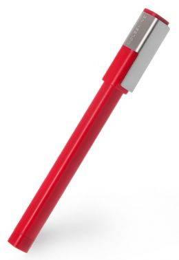 Ручка-роллер Moleskine CLASSIC PLUS (EW61RF907) красный