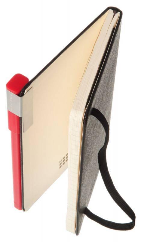 Ручка-роллер Moleskine CLASSIC PLUS красный (EW61RF907) - фото 4