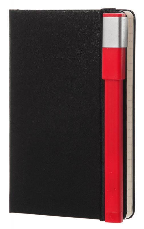 Ручка-роллер Moleskine CLASSIC PLUS красный (EW61RF907) - фото 5