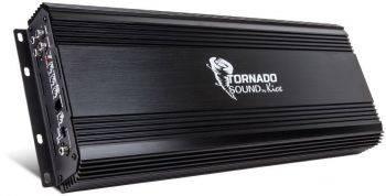Автомобильный усилитель Kicx Tornado Sound 2500.1 (2069032)