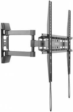 Кронштейн для телевизора Arm Media LCD-414 черный (10187) (плохая упаковка)