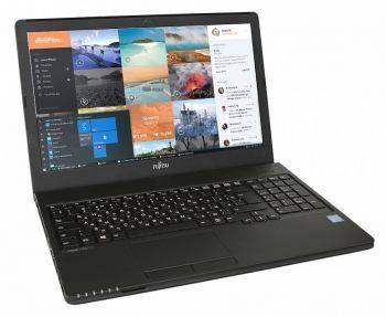 Ноутбук 15.6 Fujitsu LifeBook A555 (LKN:A5550M0009RU) черный