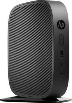 Тонкий клиент HP Flexible t530 черный