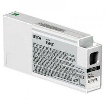 Картридж струйный Epson T596C белый (C13T596C00)