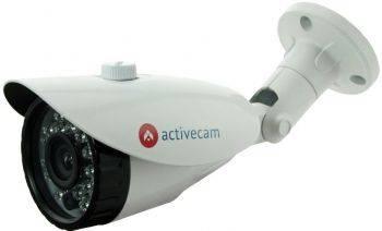 Видеокамера IP ActiveCam AC-D2111IR3 белый