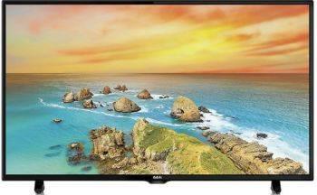 Телевизор LED BBK 43LEM-1024/FTS2C черный, диагональ экрана 43 (109.22 см), FULL HD (1080p), частота обновления 50Hz, тюнер DVB-T2, DVB-C, DVB-S2, USB разъем