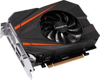 Видеокарта Gigabyte GeForce GTX 1080 8192 МБ (GV-N1080IX-8GD)
