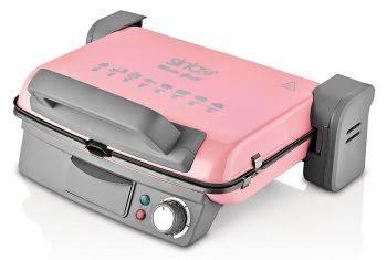Электрогриль Sinbo SSM 2538 розовый