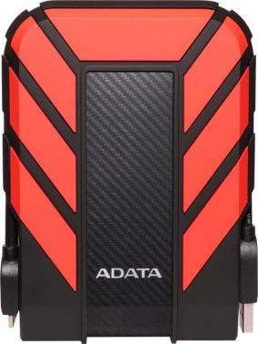 Внешний жесткий диск 2Tb A-Data HD710P DashDrive Durable черный / красный USB 3.0