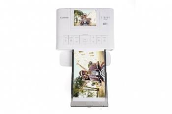 Принтер струйный Canon Selphy 1300 белый (2235C002)