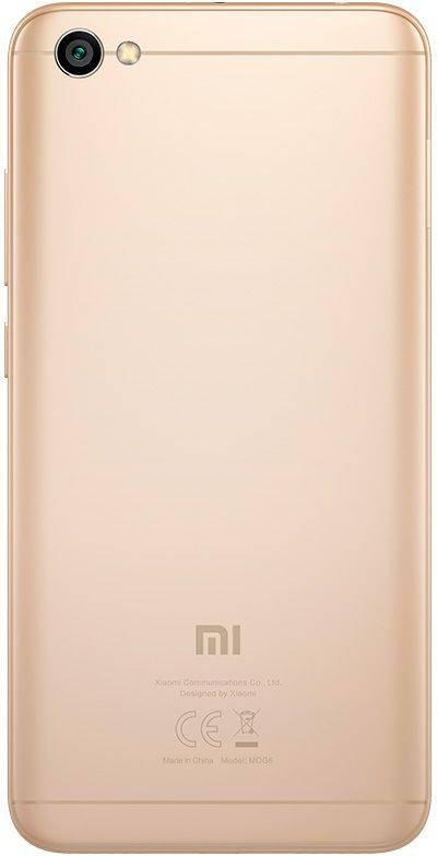 Смартфон Xiaomi Redmi Note 5A 16ГБ золотистый - фото 7