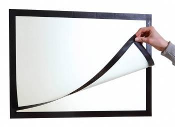 Магнитная рамка Durable Duraframe Poster A2 черный (4995-01)