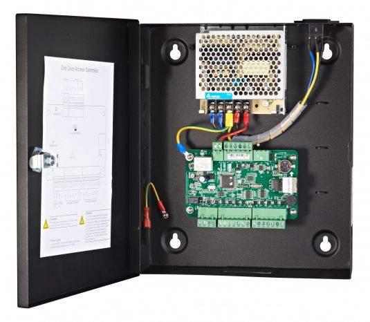 Контроллер сетевой Hikvision DS-K2801 - фото 5