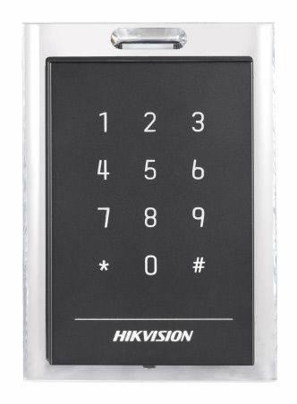 Считыватель карт Hikvision DS-K1101MK уличный - фото 1