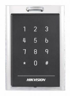 Считыватель карт Hikvision DS-K1101MK уличный