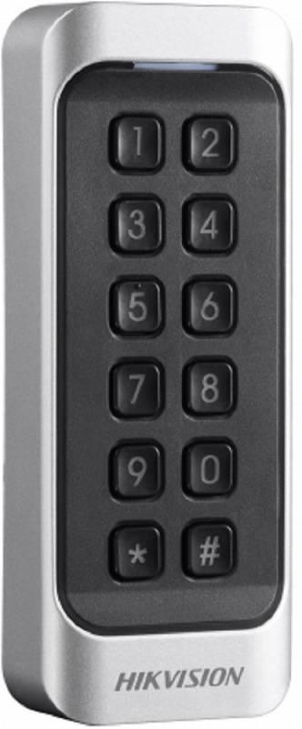Считыватель карт Hikvision DS-K1107EK уличный - фото 2