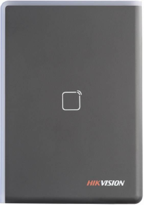 Считыватель карт Hikvision DS-K1108E уличный - фото 1