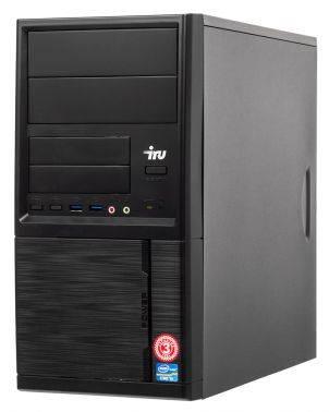 Системный блок IRU Office 313 черный