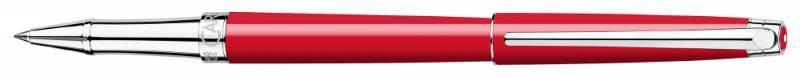 Ручка роллер Carandache Leman Slim Scarlet red RH (4771.770) - фото 1