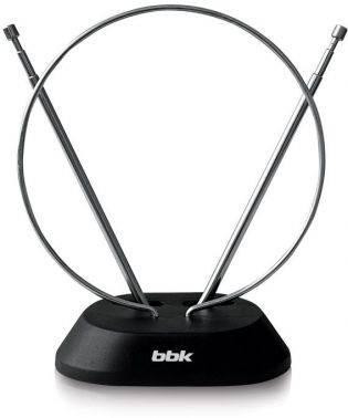 Телевизионная антенна BBK DA01 черный