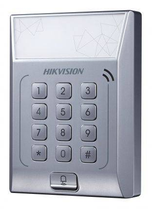 Терминал доступа Hikvision DS-K1T801E - фото 1