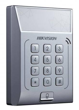 Терминал доступа Hikvision DS-K1T801E - фото 3