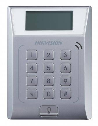 Терминал доступа Hikvision DS-K1T802E - фото 1