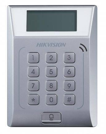 Терминал доступа Hikvision DS-K1T802M - фото 1