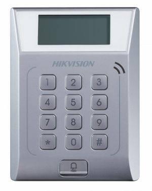 Терминал доступа Hikvision DS-K1T802M