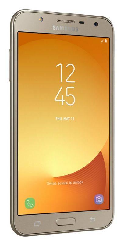 Смартфон Samsung Galaxy J7 Neo SM-J701 16ГБ золотистый - фото 3