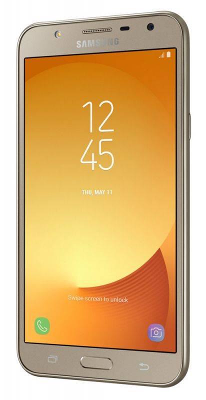 Смартфон Samsung Galaxy J7 Neo SM-J701 16ГБ золотистый - фото 4