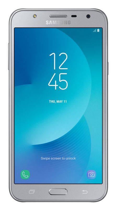 Смартфон Samsung Galaxy J7 Neo SM-J701 16ГБ серебристый (SM-J701FZSDSER) - фото 1